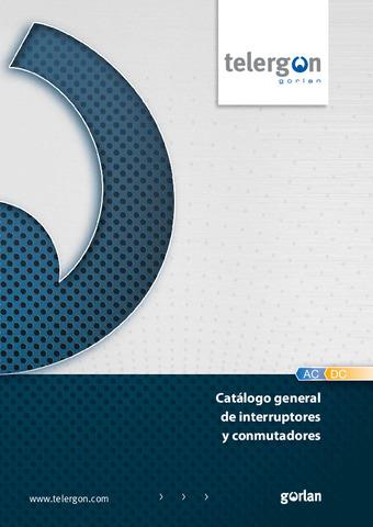 PRONUTEC - Catálogo general de interruptores y conmutadores