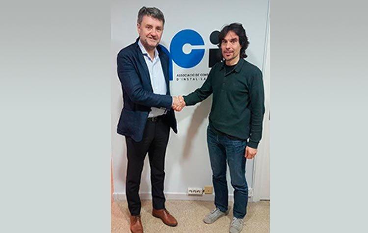 Acuerdo de ACI y CCEGETIC para mejorar la formación de los profesionales