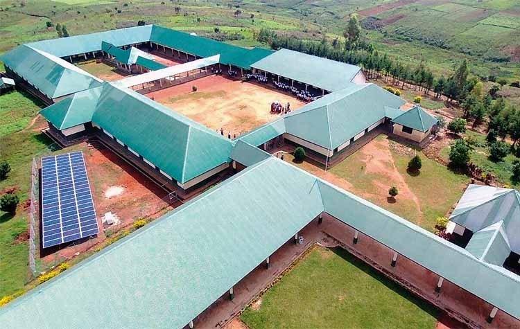 Sesaelec colabora suministrando material para la universidad de RD Congo