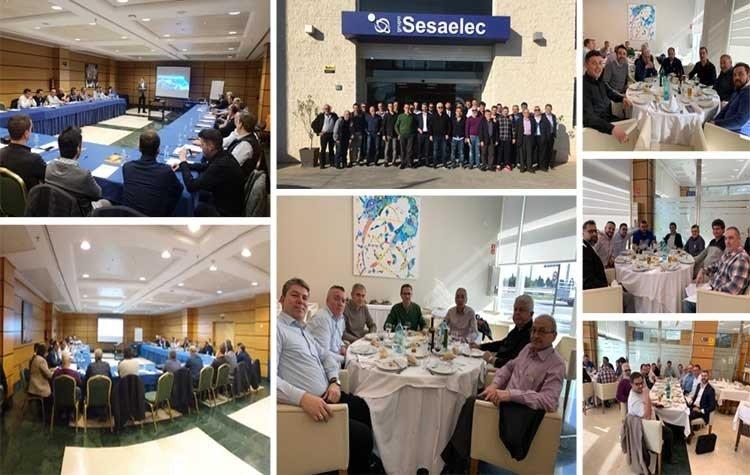 Convención anual Sesaelec 2020