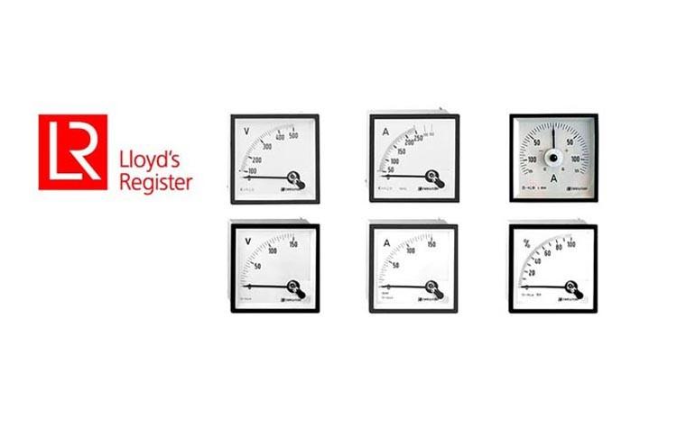 Circutor consigue nuevos certificados de Lloyd's Register