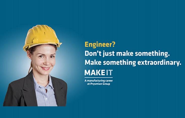 Prysmian busca talentos en ingeniería con un nuevo programa