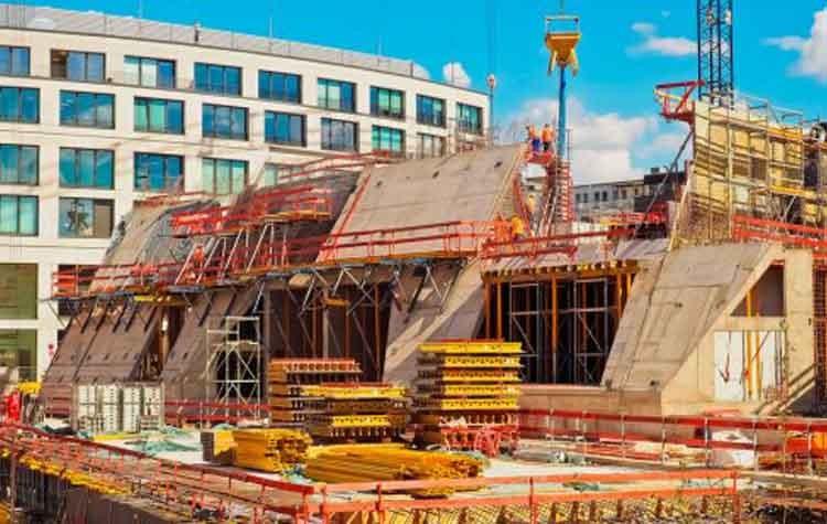 El sector de la construcción sigue en crecimiento