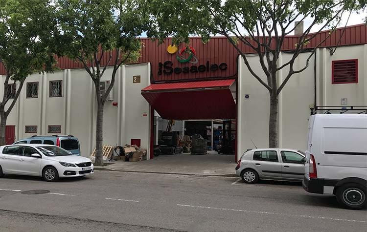 Nueva sede de Sesaelec en Badalona